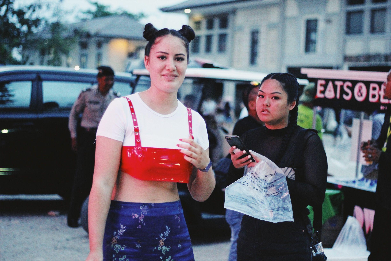 Potret Street Style di DWPX Bali - Day 2 & Day 3