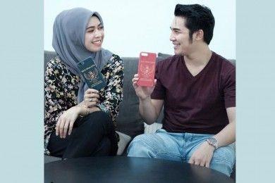 Kompak! Gaya Pacaran Alfy Saga dan Kekasih Bikin Netizen Iri
