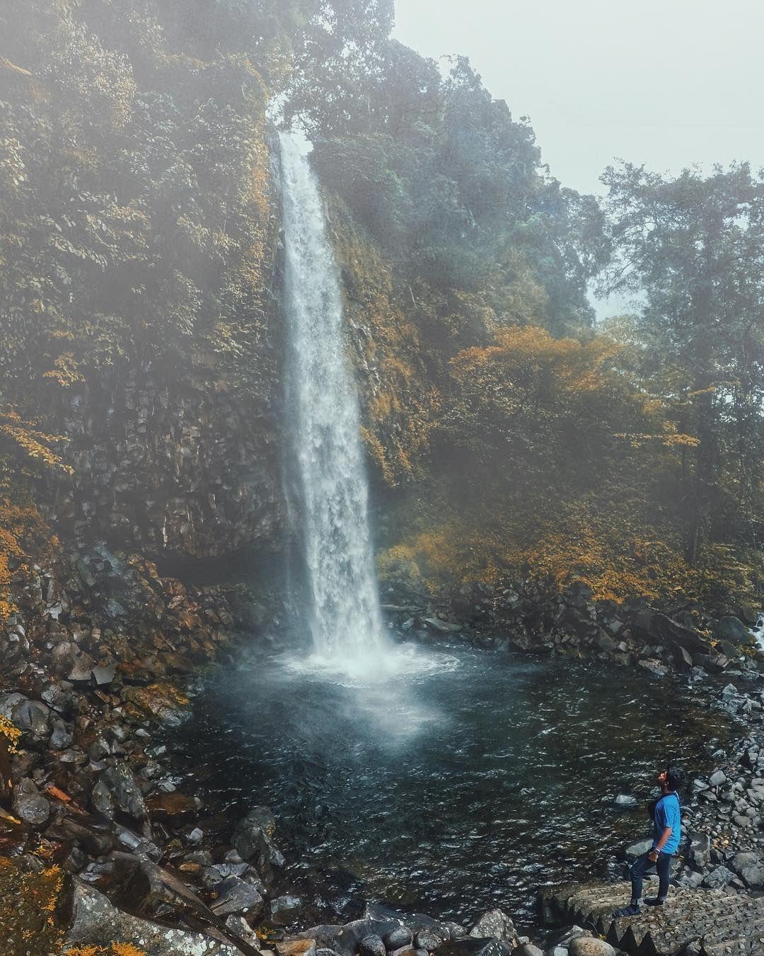 Sebelum 'Mengamuk' Begini Keindahan Air Terjun Lembah Anai