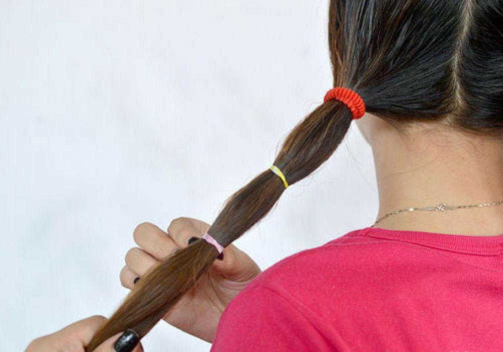 7 Cara Meluruskan Rambut Tanpa Menggunakan Catokan 63e54d9ed6