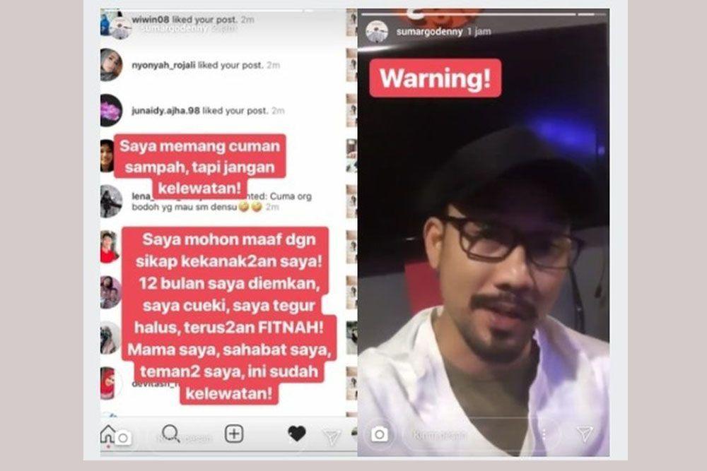 Putus dari Denny Sumargo, Dita Soedarjo: Saya Nggak Mau Dia Disalahkan
