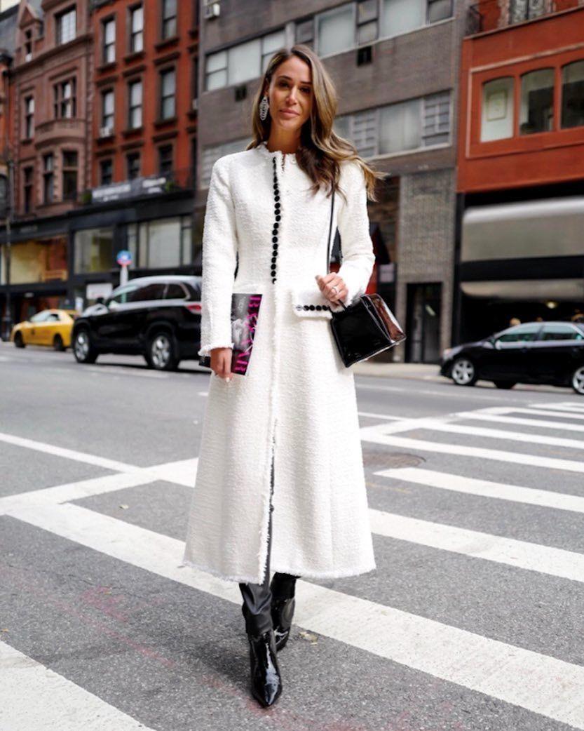 5 Padu-padan Baju Putih yang Anti-boring!