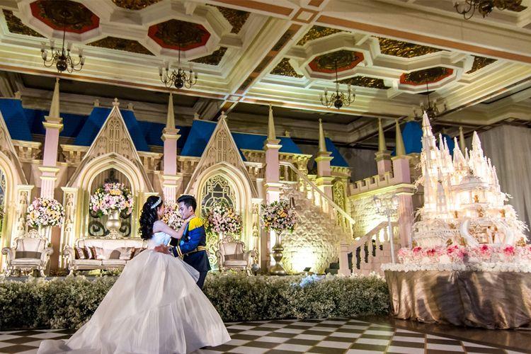 Biar Mirip Seleb, Ini Cara Sulap Pernikahan dengan Konsep a la Disney