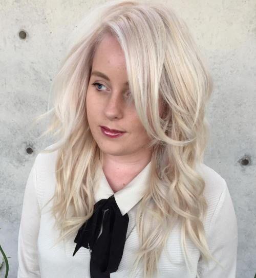 5 Gaya Rambut yang Cocok untuk si Dahi Lebar