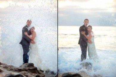 Kocak! Ini 11 Foto Gagal Saat Pernikahan yang Mengocok Perut