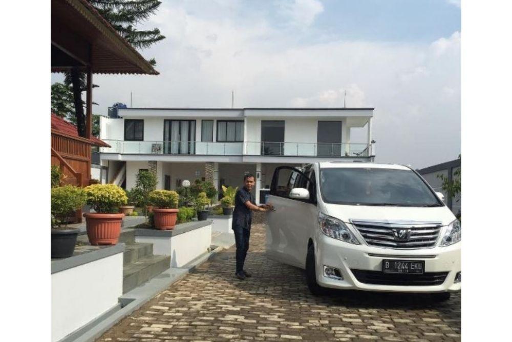 Super Mewah, Ini Penampakan Villa Rp7 Miliar Milik Ayu Tingting