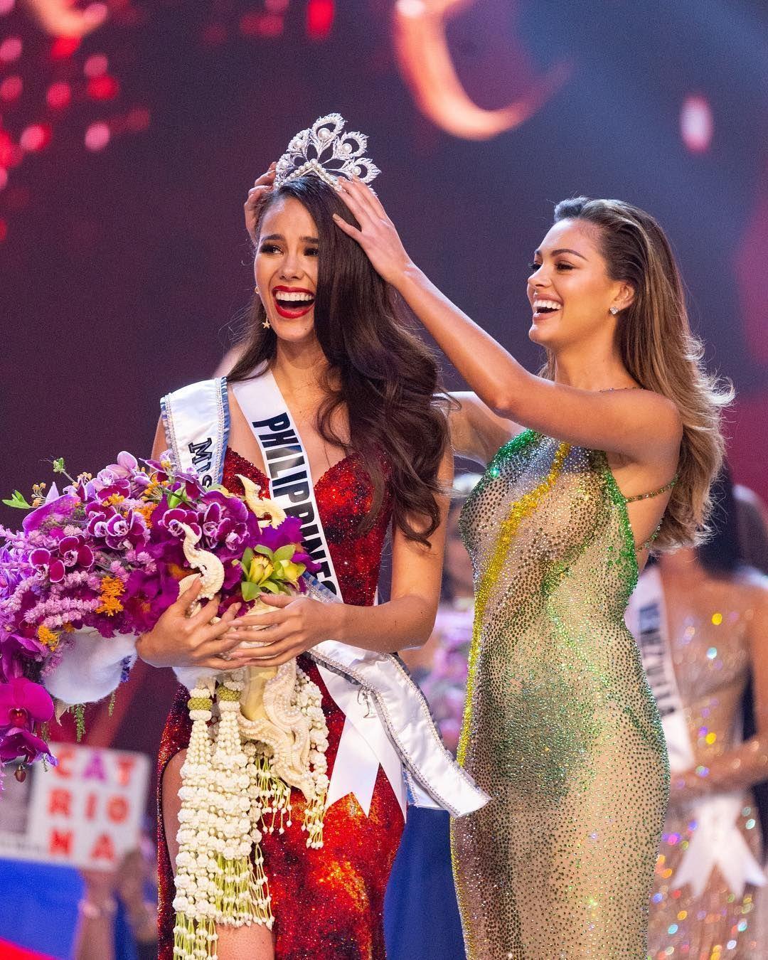 Gaun Melorot dan 4 Fakta yang Bikin Tercengang di Miss Universe 2018