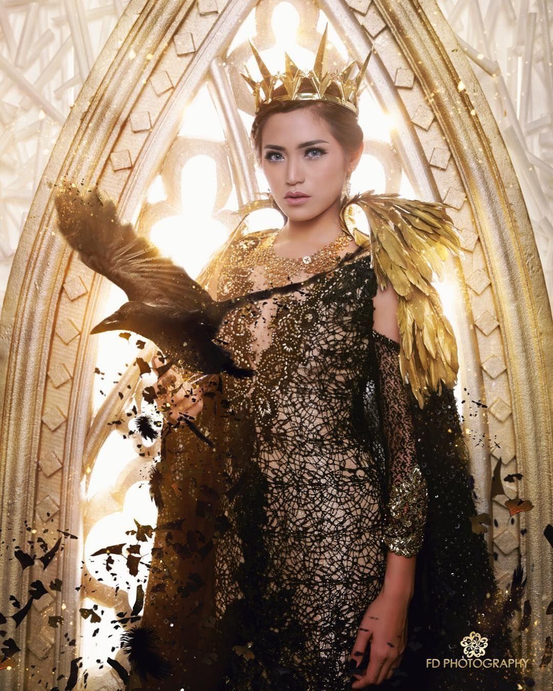 7 Seleb Indonesia Ini Juga Cocok Lho Jadi Princess Disney, Siapa Saja?
