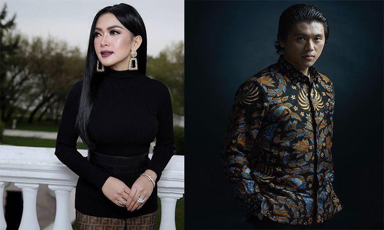 Kronologi Drama Kisah Cinta Luna Maya, Reino Barack, dan Syahrini
