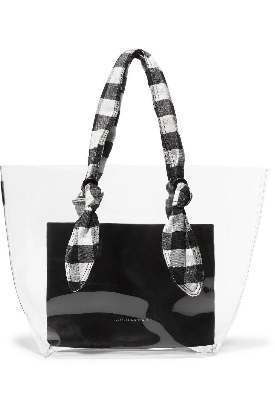 #PopbelaOOTD: Tas PVC untuk Gaya yang Berbeda
