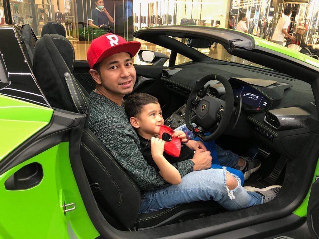 Raffi Ahmad Buka Bisnis di Surabaya, Demi Beli Lambhorgini Baru?