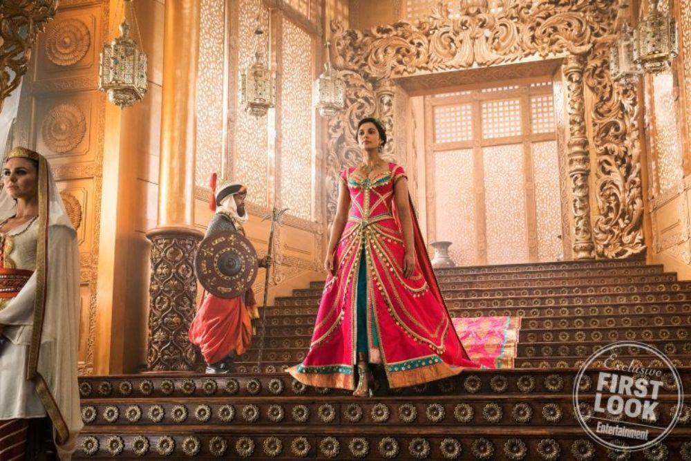 Jasmine Lebih Feminis, Ini Dia Sneakpeak Film Live Action Aladdin