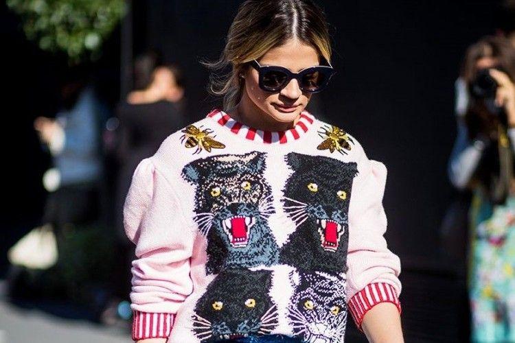 Bikin OOTD Kamu Paling Keren dengan Mengenakan Sweatshirt