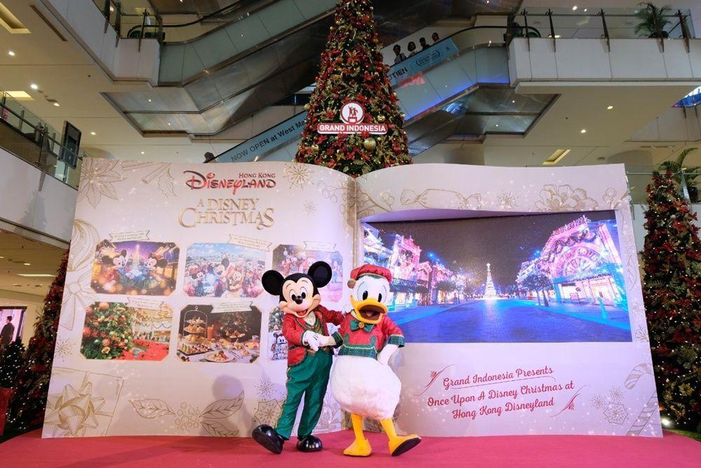 Nikmati Liburan a la Disneyland Hongkong di Pusat Kota Jakarta