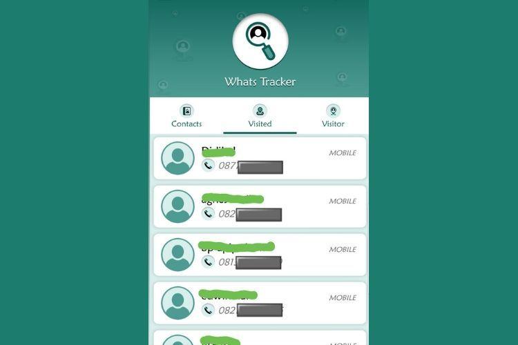 Begini Cara Lihat Siapa yang Sering Buka Profil Whatsappmu