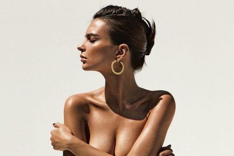 9 Artis yang Berani Pose Topless atau Telanjang Demi Aksi Mulia