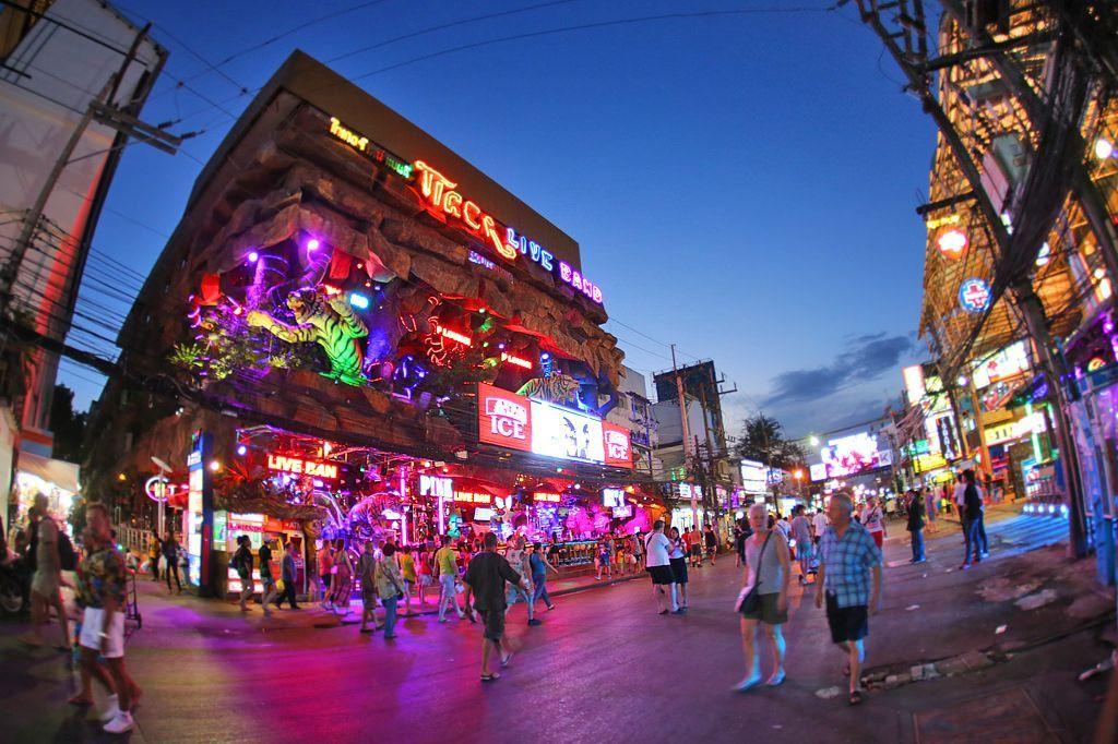Wisata Khusus Dewasa, Ini 10 Kawasan Prostitusi Paling Ramai di Dunia