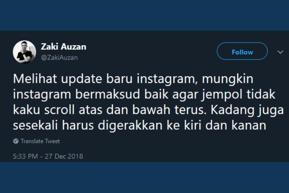 Duh! Tampilan Terbaru Instagram Dianggap Nggak Memuaskan oleh Netizen