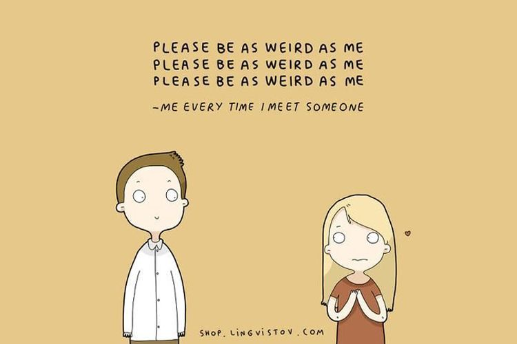 Sebel tapi Lucu, 11 Ilustrasi tentang Pikiran Terlalu Lama Single
