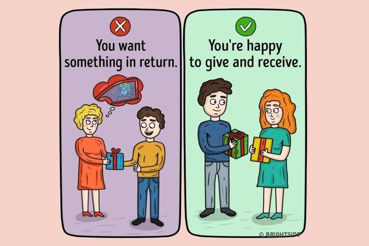 7 Ilustrasi Ini Gambarkan Seberapa Nyaman Kita dengan Pasangan