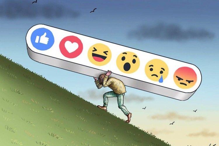 7 Ilustrasi Ini Gambarkan Dampak Negatif Teknologi dalam Hidup Kita