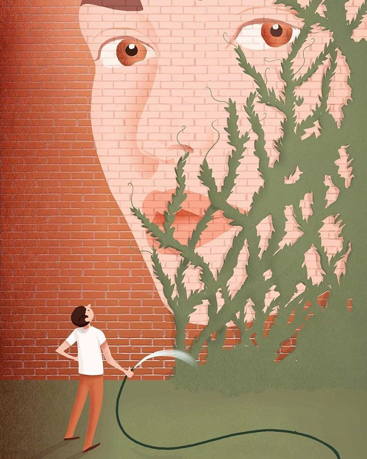 10 Ilustrasi Kehidupan Cinta Zaman Sekarang, Banyak yang Bikin Miris!