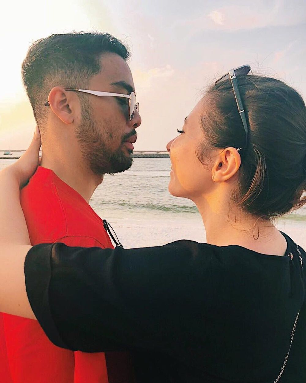Lagi Dimabuk Asmara, Ini 10 Gaya Pacaran Shaloom Razade dan Kekasih