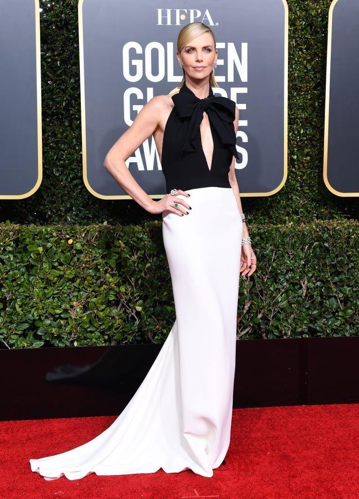 10 Look Karpet Merah Terbaik di Golden Globes 2019