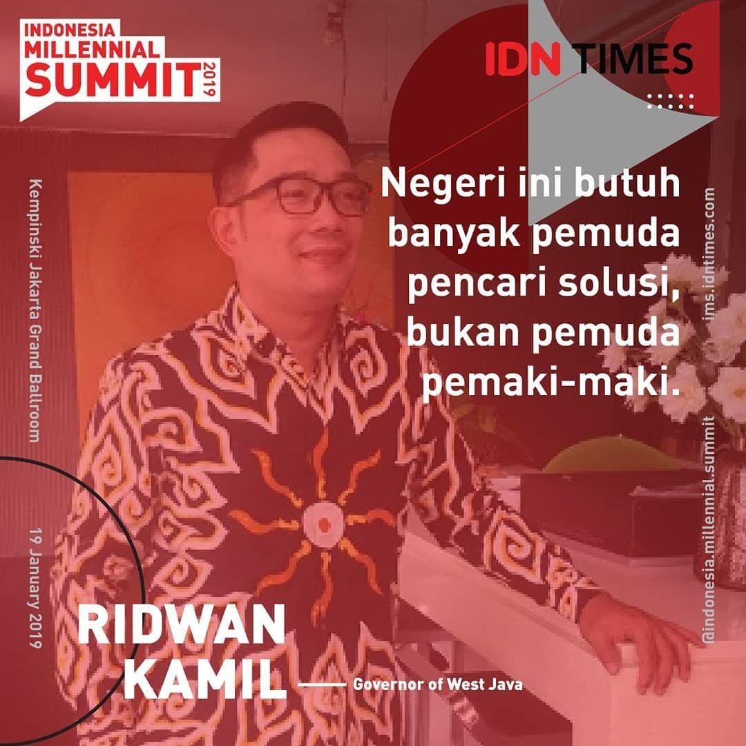 Indonesia Millennial Summit: Wadah Diskusi Nyata Bagi Millennial