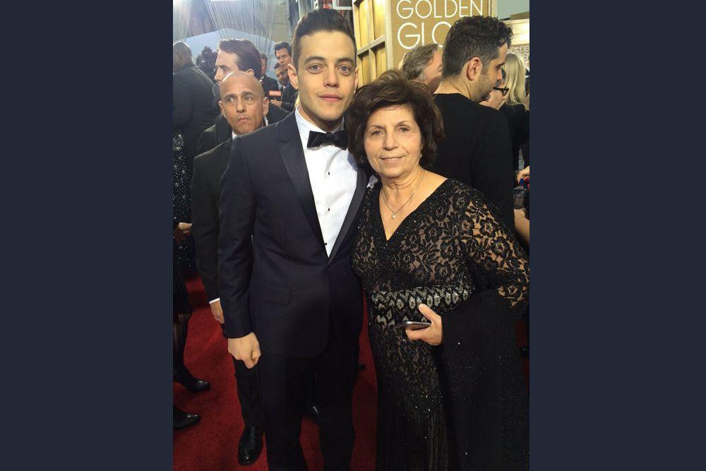 Cinta Lokasi dengan Lucy Boynton, Intip 7 Fakta tentang Rami Malek