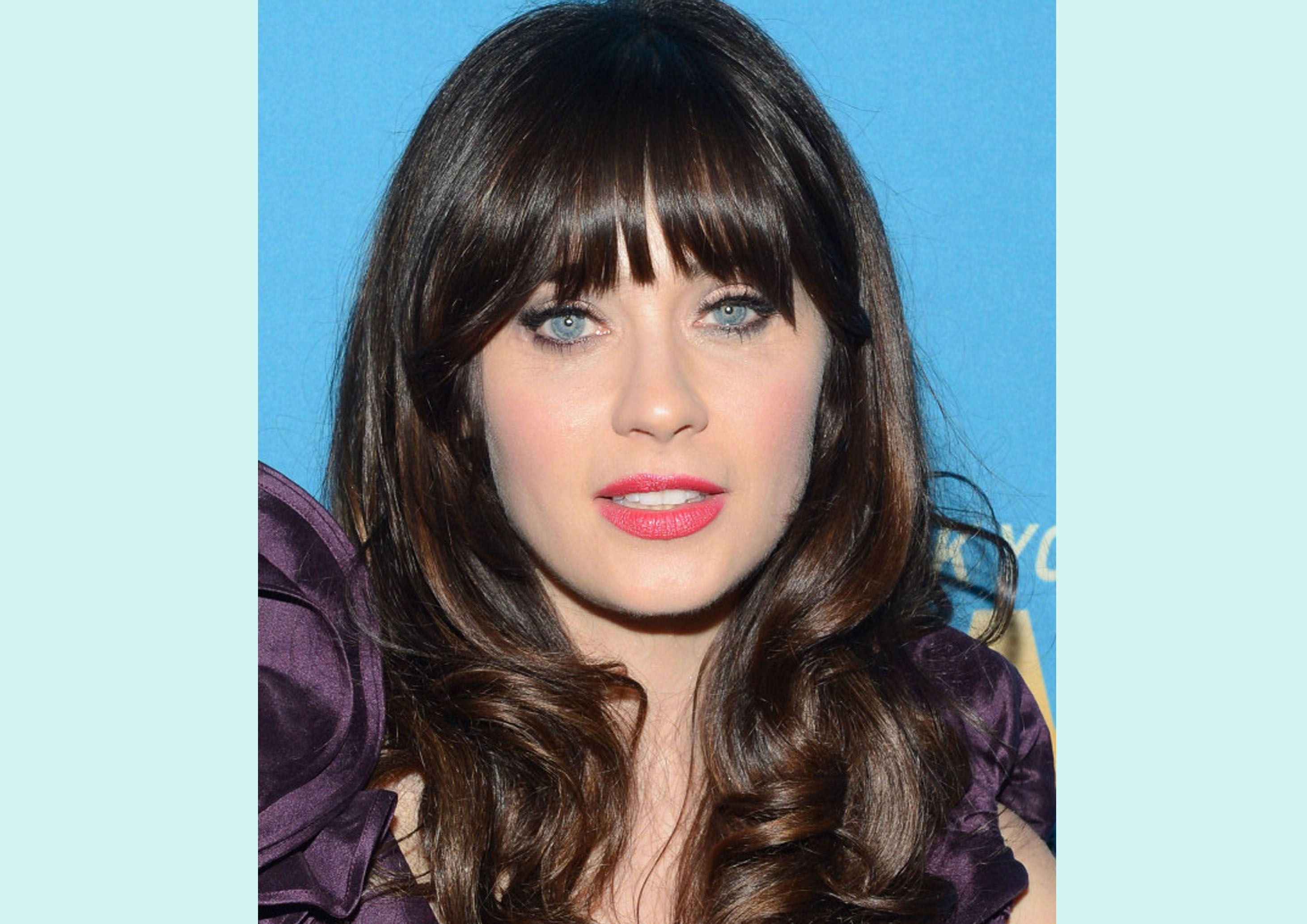 7 Gaya Rambut Berponi yang akan Bikin Penampilan Tampak Lebih Muda