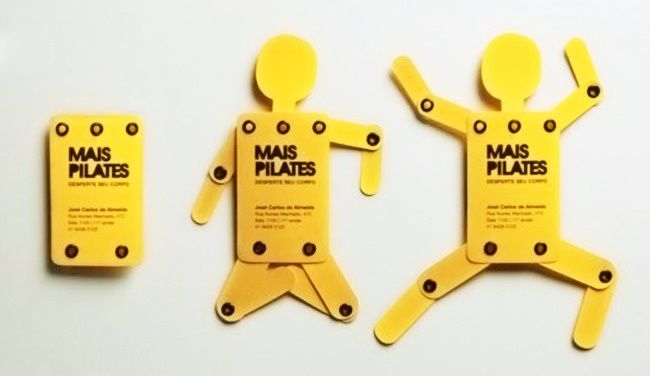 11 Desain Kartu Nama Unik Sesuai Profesi yang Bikin Kamu Diingat