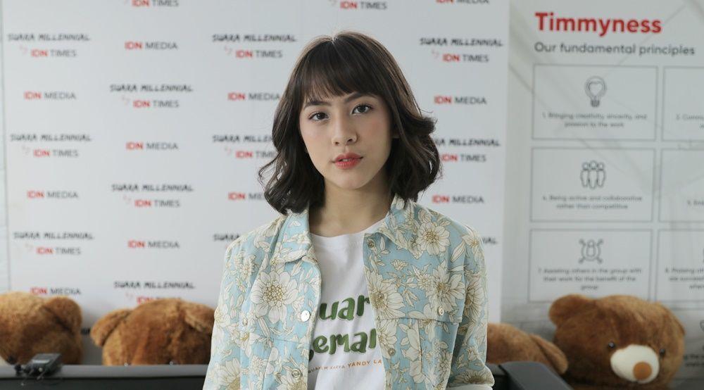 Zara JKT48 Sempat Takut Perankan Tokoh Euis di Film Keluarga Cemara