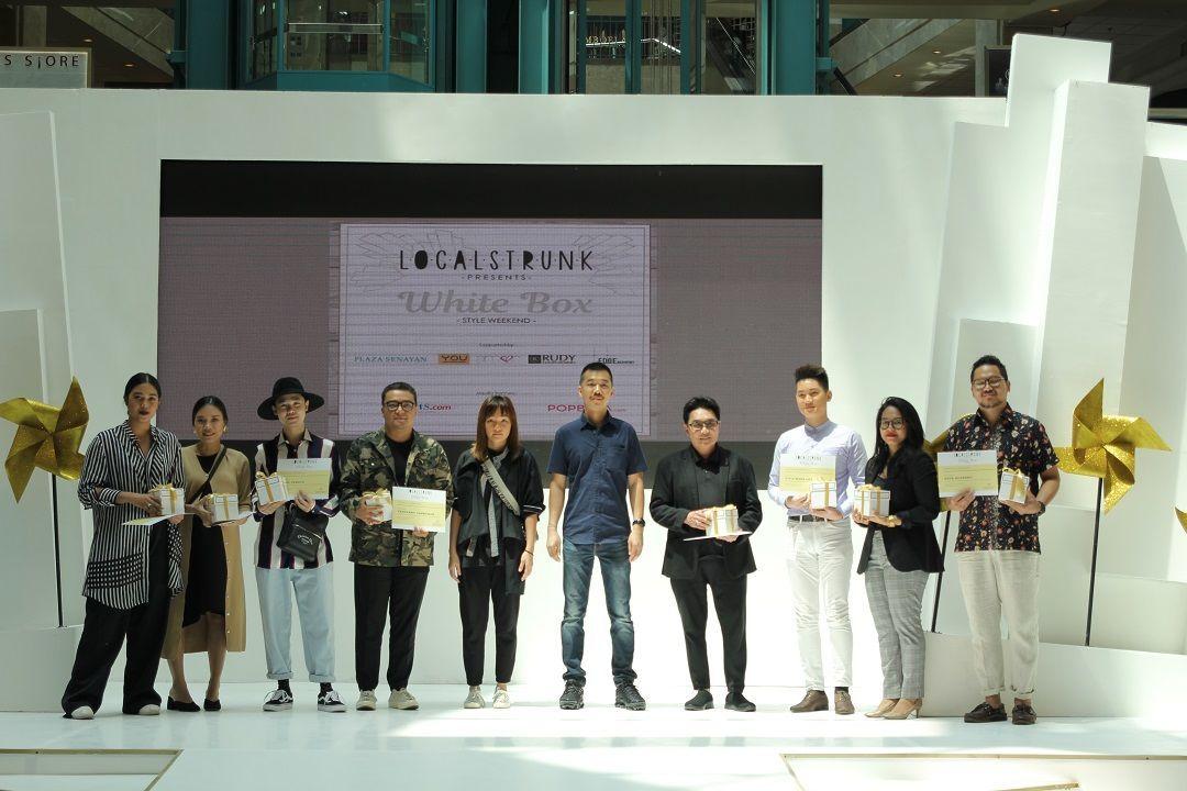 LOCALSTRUNK White Box Style Weekend Tampilkan 15 Koleksi Brand Lokal