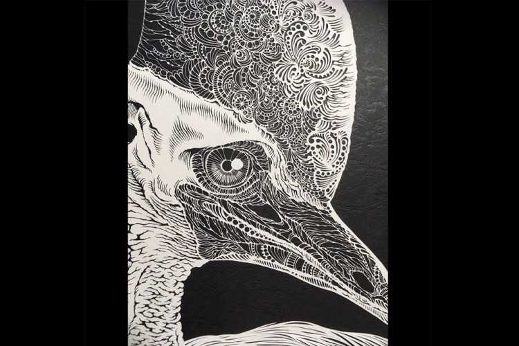 10 Hasil Karya Seni Potong Kertas Ini Bikin Kita Berdecak Kagum