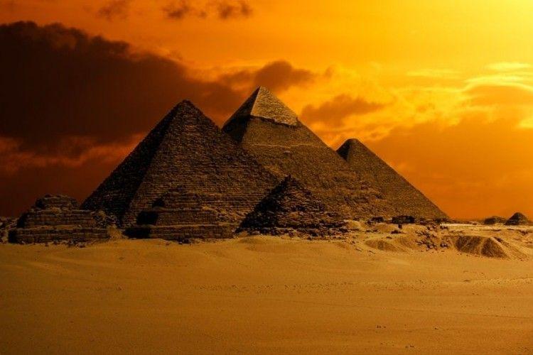Banyak Tempat Wisata, Mesir Menjadi Negara dengan Pertumbuhan Tercepat