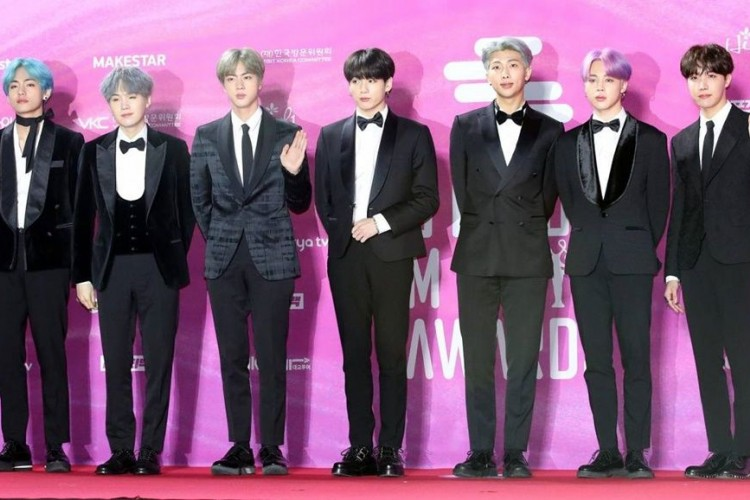 BTS Mendominasi, Berikut Ini 5 Fakta Seoul Music Awards