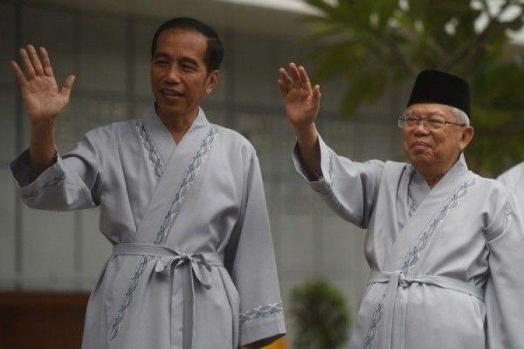 """Sampai Bidakara 20 Menit, Jokowi Bilang """"Mantul!"""""""