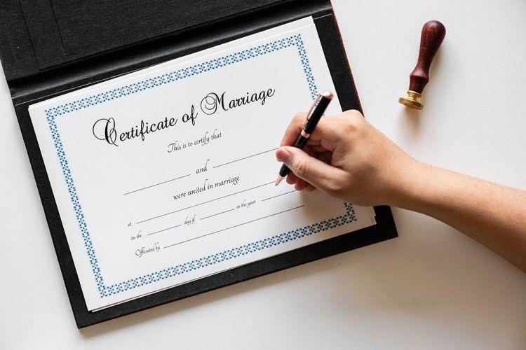Persyaratan Cara Mengurus Surat Numpang Nikah Yang Mudah