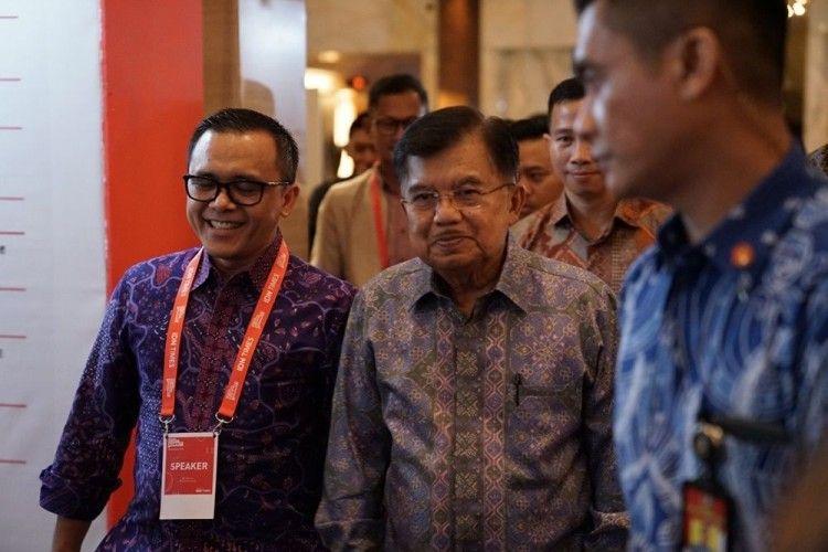 Jadi Ajang Millennial Terbesar, Jusuf Kalla Resmi Buka IMS 2019