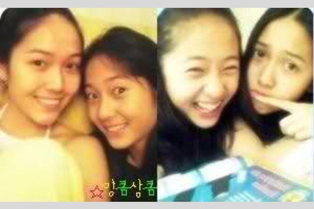 Sibling Goals! Ini Foto Transformasi Jessica Jung dan Krystal Jung