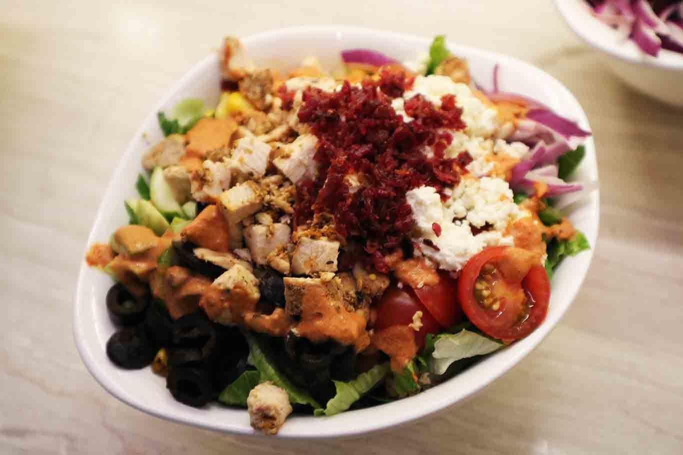 SaladStop! Sajikan Salad Bercita Rasa a la Kuliner dari Tiga Negara