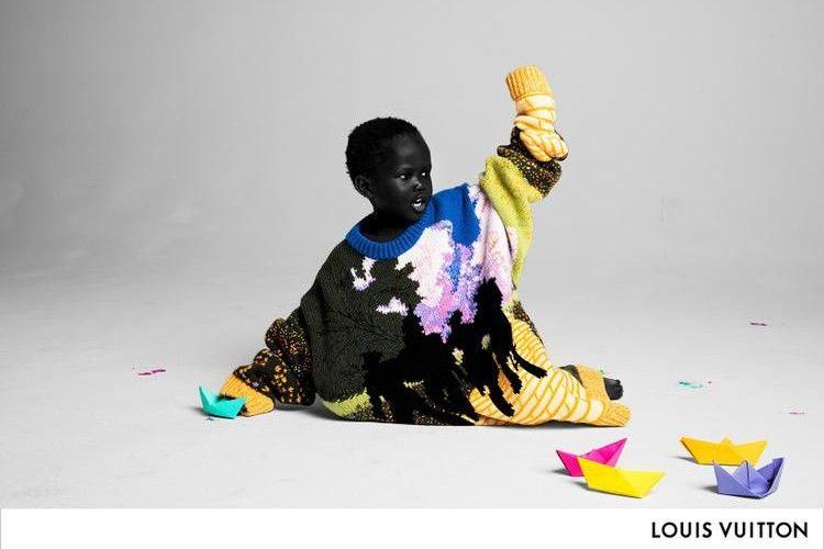 Serunya Kampanye Iklan Pertama Virgil Abloh untuk Louis Vuitton