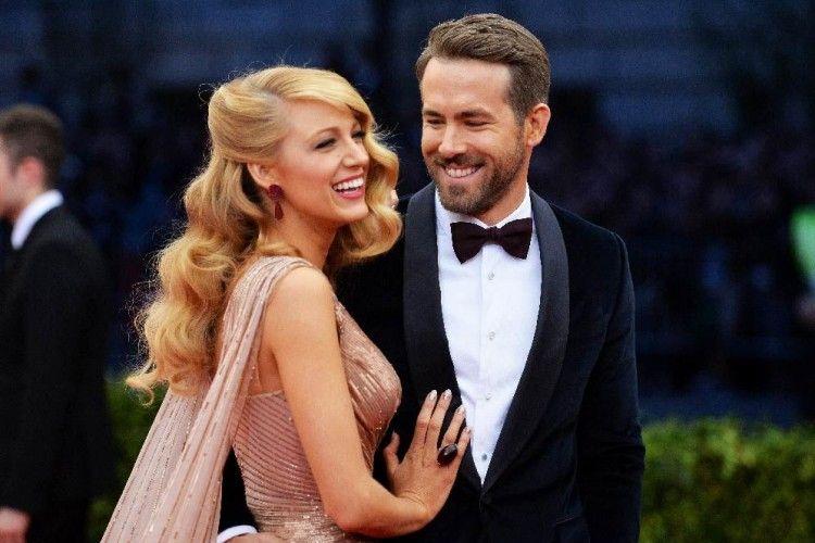 Perjalanan Cinta Blake Lively dan Ryan Reynolds yang Bikin Iri