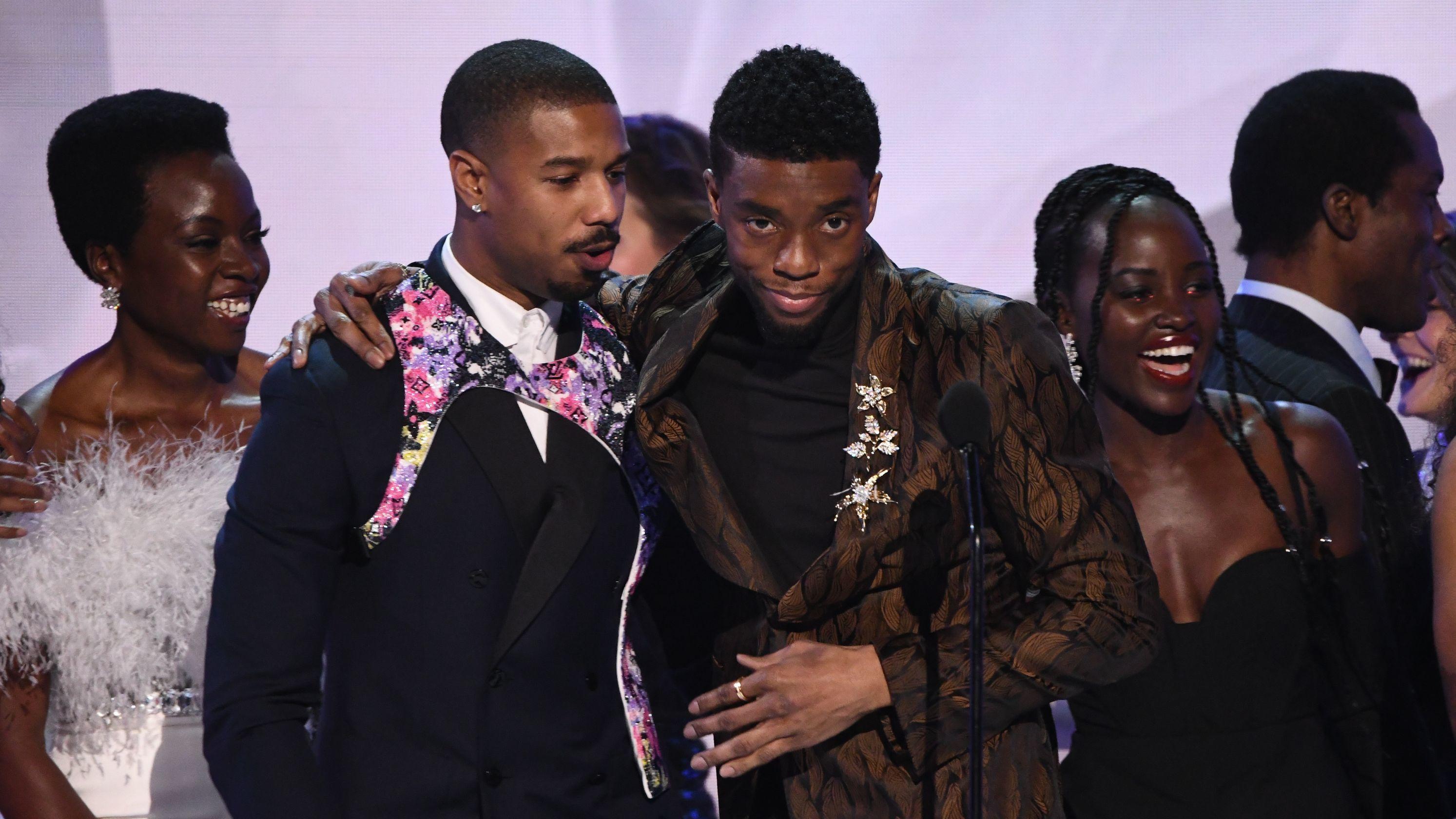 Bukan Hanya Black Panther, Ini Daftar Pemenang SAG Awards 2019