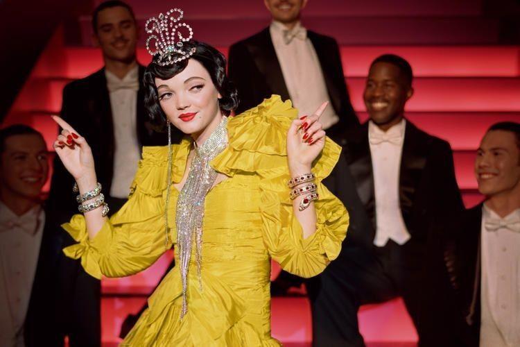 Era Keemasan Hollywood di Kampanye Iklan Terbaru Gucci