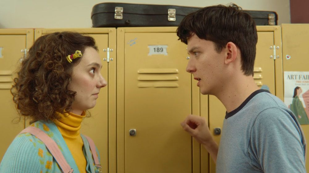 6 Pelajaran tentang Seks dari Serial Netflix 'Sex Education'