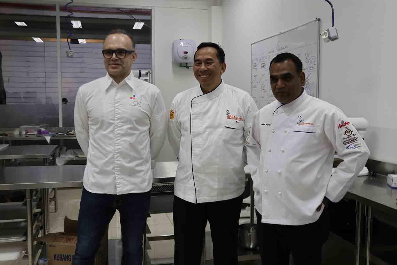 Sekolah Pastry Ini Ingin Membuat Chef Indonesia Diperhitungkan Dunia