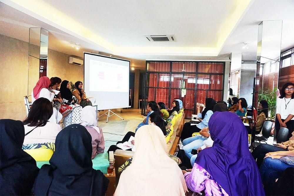 Popbela Community Yogyakarta Bahas Karier Perempuan di Era Digital