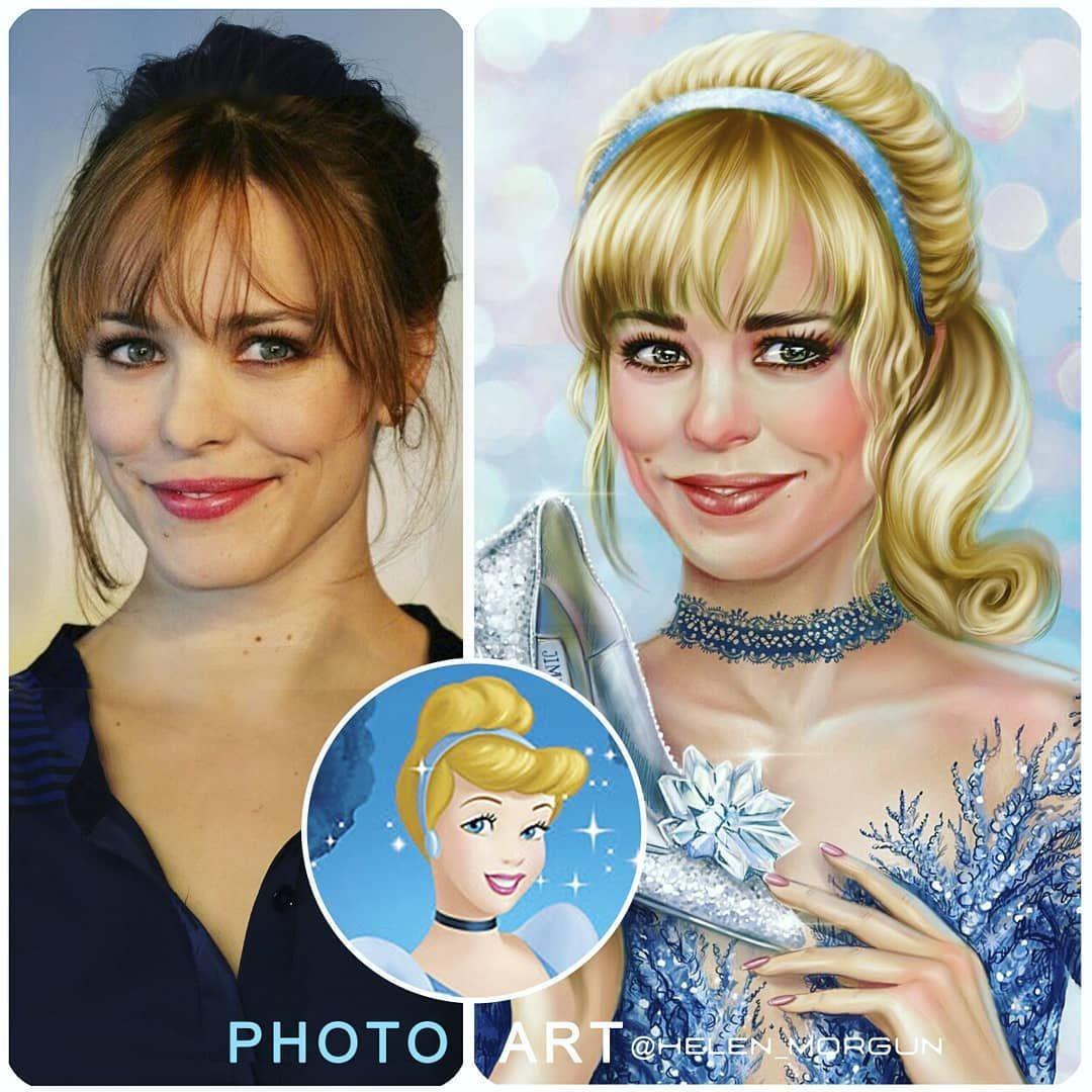 Begini Cantiknya 10 Seleb Hollywood Saat Jadi Princess Disney